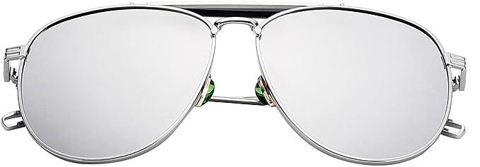 Unas gafas para cara redonda grande de la caja/Cara grande ...