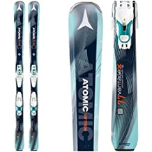 Atomic Vantage X 77 C Womens Skis with Lithium 10 Bindings
