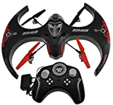 Aerodrone 2.4 GHz 4 Channel Mega RC Quadcopter, Black Review