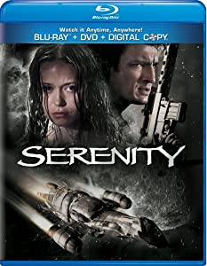 Cover Image for 'Serenity [Blu-ray/DVD Combo + Digital Copy]'