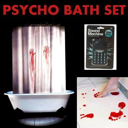 Amazon Horror Bathroom Set