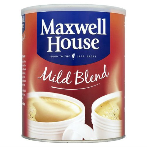 Maxwell House Mild Blend 750G Case Of 6 by MAXWELL HOUSE