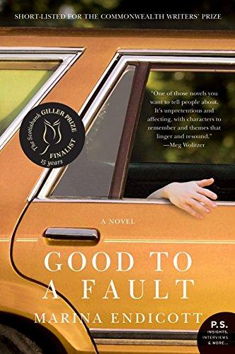Glo Marine (Good to a Fault: A Novel)