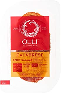 product image for Olli Salumeria Pre-Sliced Calabrese, 4 oz