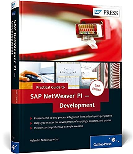 amazon com practical guide to sap netweaver pi development rh amazon com practical guide to sap netweaver pi – development pdf sap netweaver pi development practical guide pdf