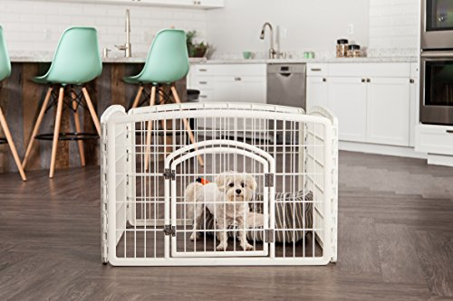 Iris Pet Playpen With Door 24 Inch Buy Online In Uae