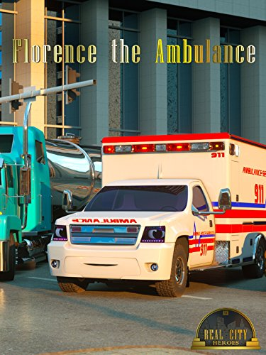 Amazon.com: Florence the Ambulance and Ross the Race Car