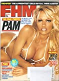 FHM Magazine May 2004 Pamela Anderson Cover and Pictorial, Shakira, The Stars of Sex,
