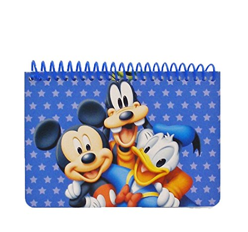 Mickey Mouse & Friends Autograph Book
