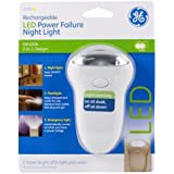 GE Rechareable LED Power Failure Night Light, 3-in-1, 11281