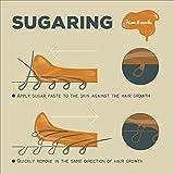 Sugaring Paste Luxury PRO – Organic Hair