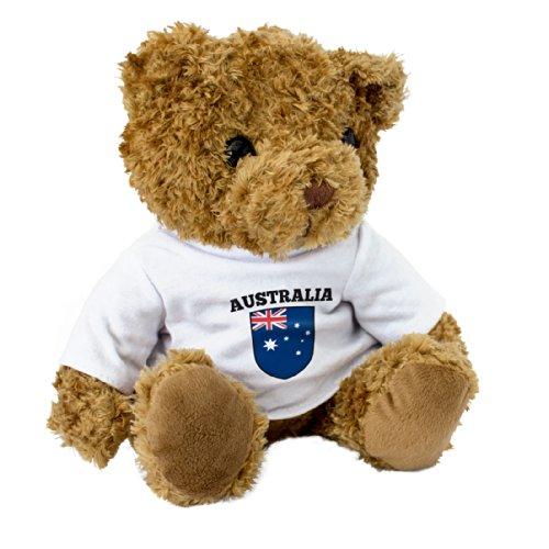 Amazon.com: NUEVO - AUSTRALIA - Osito De Peluche - Adorable Lindo - Regalo Obsequio: Toys & Games