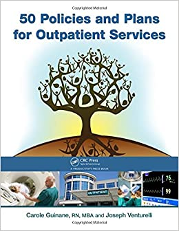 50 Policies and Plans for Outpatient Services