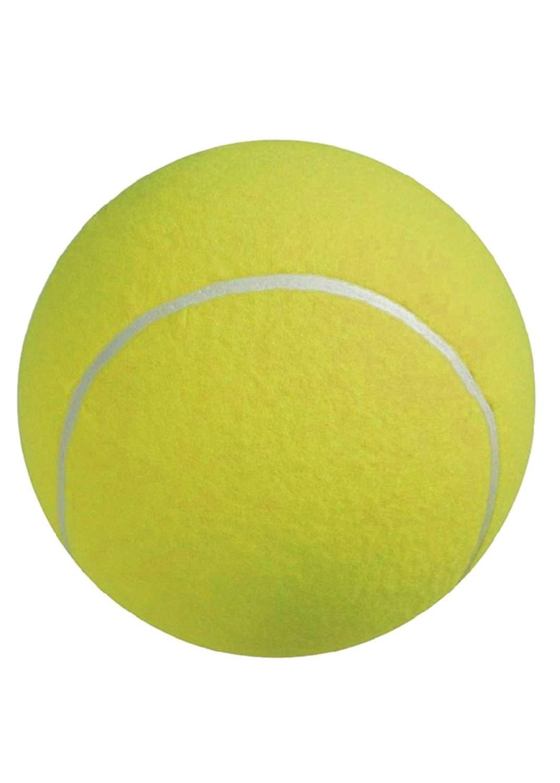 Artibetter Pelota de Tenis Gigante Juguetes para Mascotas ...