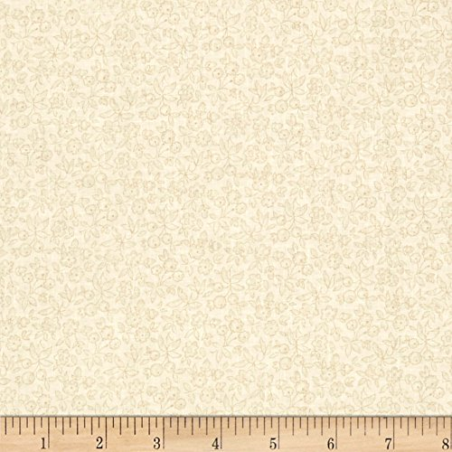 P & B Textiles Apple Cider 16 Fruit White Fabric by The Yard -  00202-AC16-W