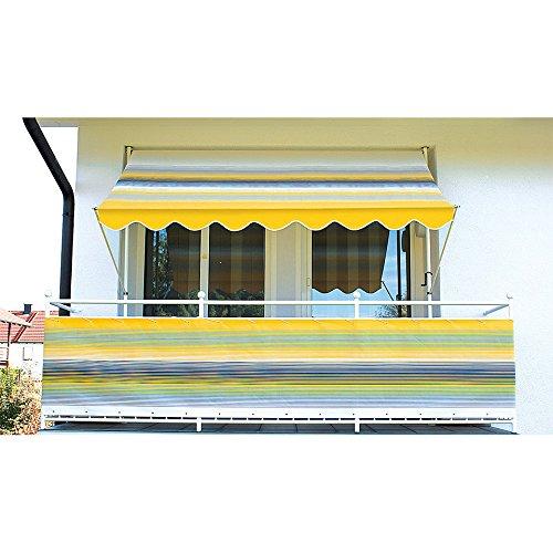 Angerer Klemmmarkise Nr. 500 Gelb 350 cm, 2303 500