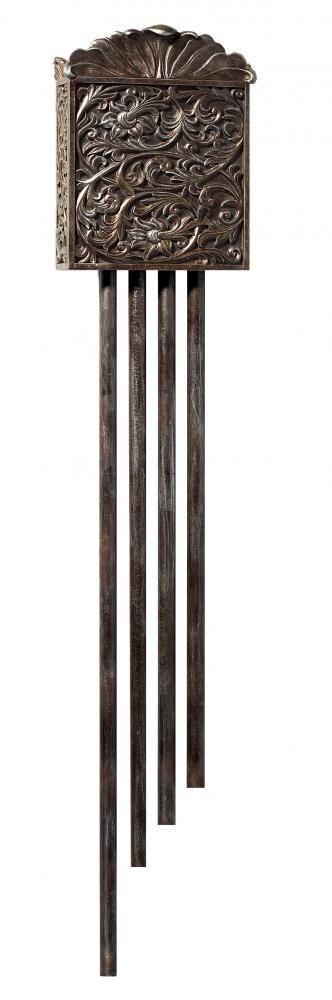 Craftmade Lighting CA4-RC Artisan Door Chime, Renaissance Crackle Finish by Craftmade Lighting