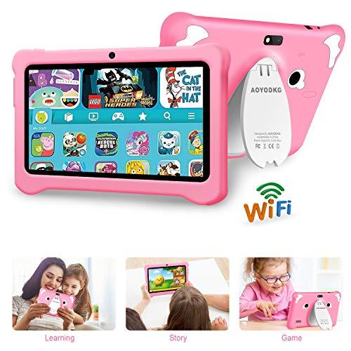 🥇 Tablet para Niños con WiFi