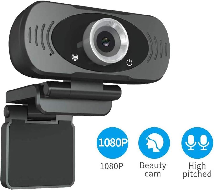 Amazon Com Sdeter Full 1080p Webcam Computer Face Camera With