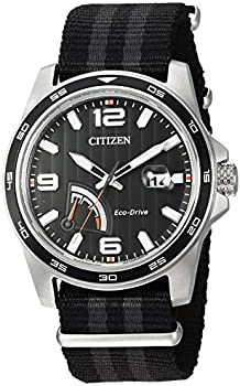 Citizen AW7030-06E Stainless Steel Eco-Drive PRT Men's Watch