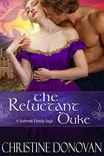 Book: The Reluctant Duke by Christine Donovan