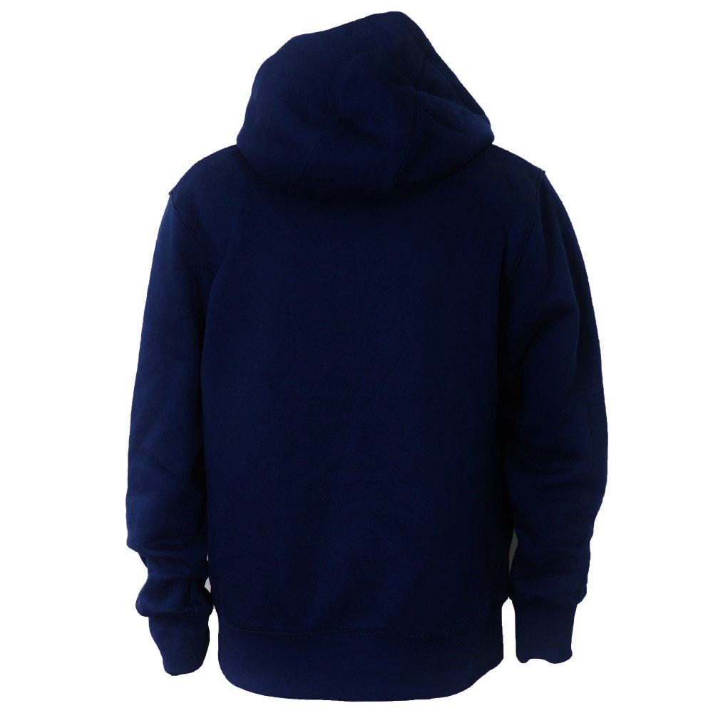 ce0537ca34a Amazon.com: Nike Jordan Boy's Derek Jeter Re2pect Pullover Hoodie  954889-774 College Navy/White (X-Large): Sports & Outdoors