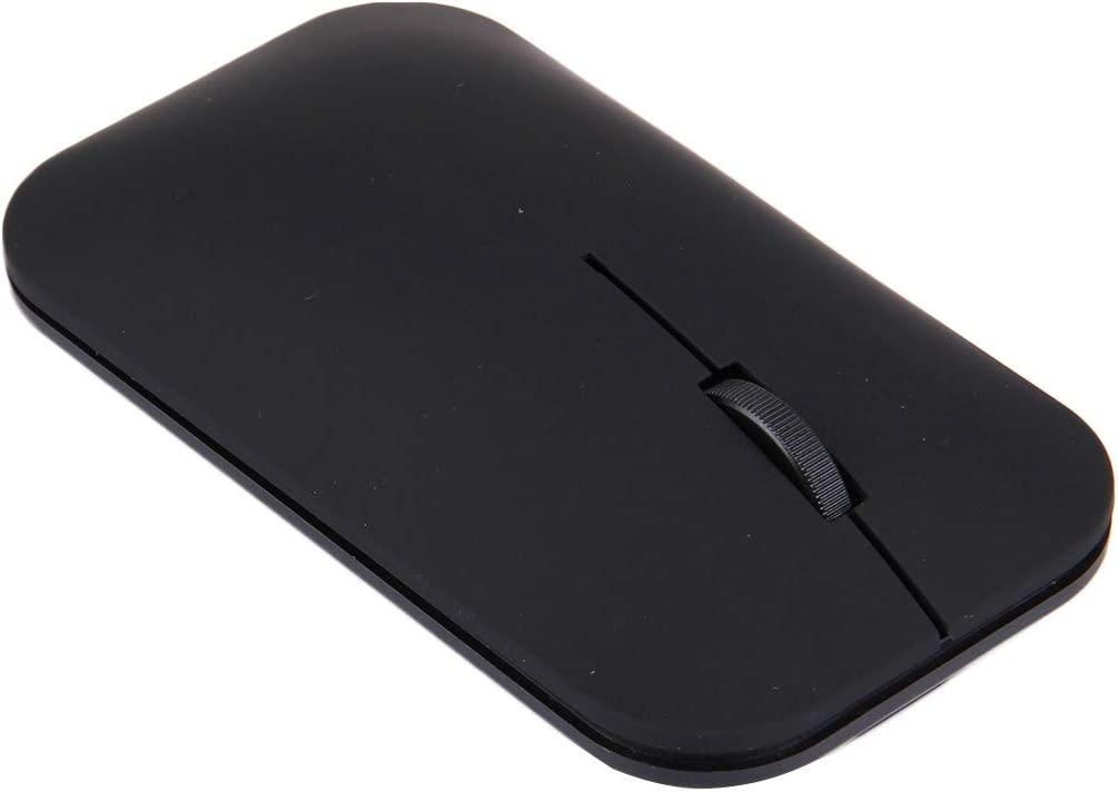 No Driver Required Computer 2.4G USB Receiver 3 Buttons 1200DPI Ergonomic Wireless Optical Computer Mouse Support Plug and Play