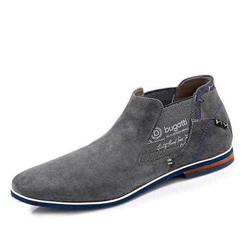 Grau stiefel Herren 9 Bugatti City twZvXX
