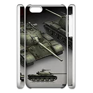 iphone 5c 3D Phone Case World Of Tanks W8049