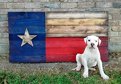 Texas State flag- Aged Wood, Hand cut, Rustic,