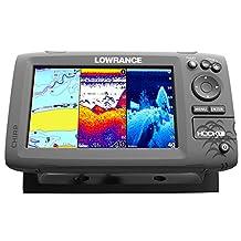 Lowrance Hook-7 Nav+ Fishfinder/Chartplotter with No Transducer