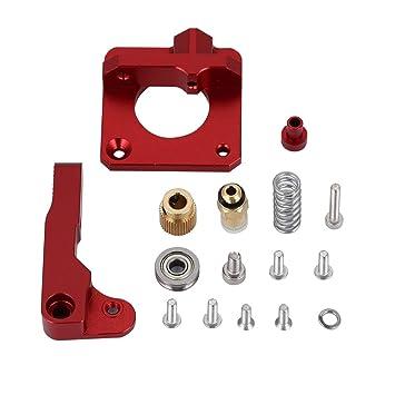 Garsent Kit de extrusor de Impresora 3D Aluminio para impresoras ...