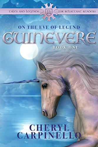 Book: Guinevere - On the Eve of Legend by Cheryl Carpinello
