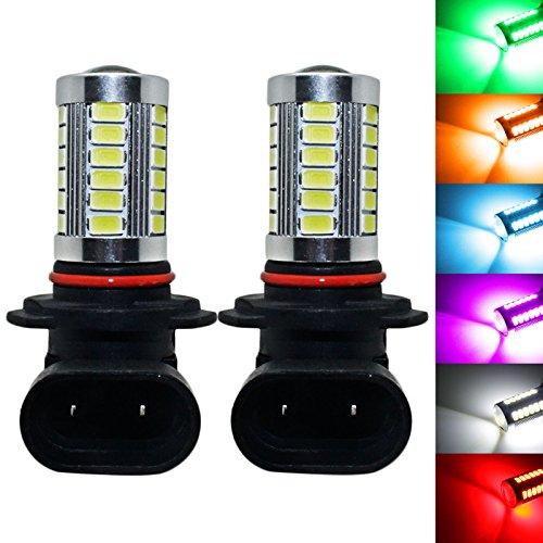 Ltd Ice - YaaGoo bright fog lights LED DRL bulbs,ice blue,9006 HB4
