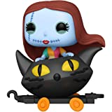 Funko Pop! Train: Nightmare Before Christmas - Sally in Cat Cart, 3.75 inches