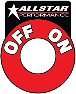Allstar Performance ALL99045 On/Off Battery Disconnect Decal