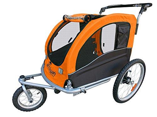 Booyah Bike Trailer Stroller - 9