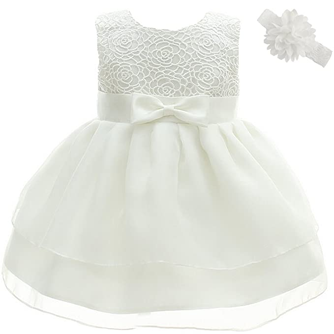 amazon com baptism dresses princess wedding special occasion baby