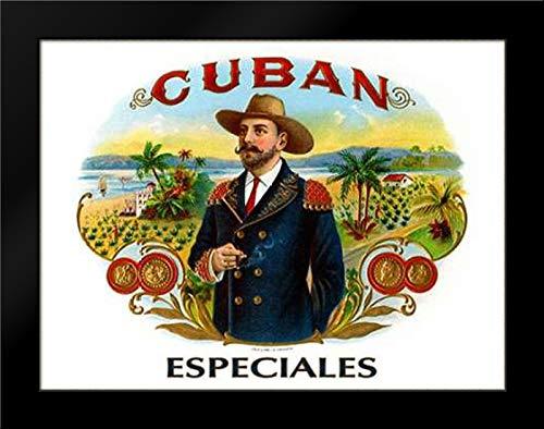 Cuban Especiales Cigars Framed Art Print by Art, Cigar