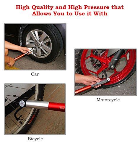 Buy portable mountain bike pump