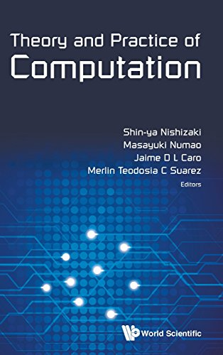 Theory And Practice Of Computation - Proceedings Of Workshop On Computation: Theory And Practice Wctp2013 by Wspc