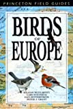 img - for Birds of Europe by Killian Mullarney (2000-04-10) book / textbook / text book