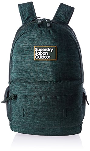 Superdry Men's Super Trinity Montana Backpack, Bistro Green, One - Superdry Childrens
