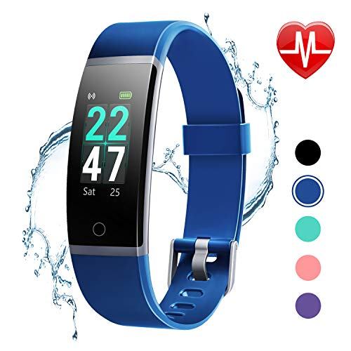LETSCOM Fitness Tracker with