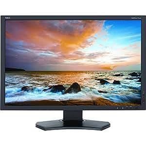 Multisync P242w-Bk, 24 Led Backlit Lcd Monitor, Ah-Ips, 1920x1200, W/Ambix4 - Dv