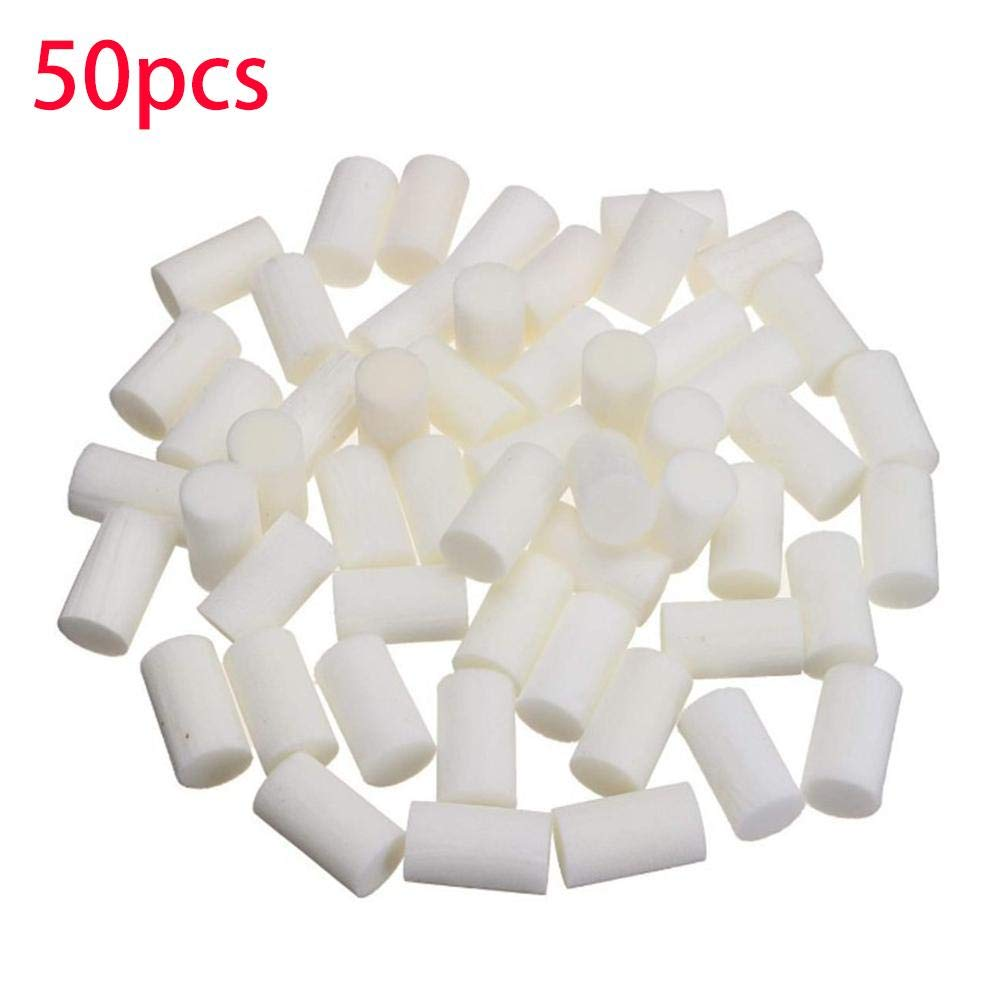 allgreen Swimming Pool Sand Replacement 50pcs 35 20mm White Fiber Cotton Filter High Pressure Pump Filter Replacement for Mayitr Air Compressor System justifiable by allgreen