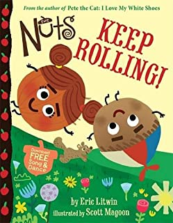 Book Cover: The Nuts: Keep Rolling!