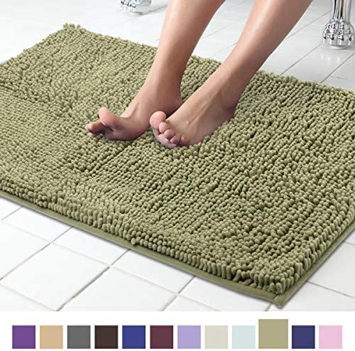 ITSOFT Non Slip Chenille Microfibers Absorbent product image