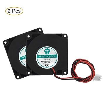 Amazon.com: Twotrees Ventilador de refrigeración 3D ...