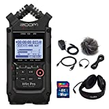 Zoom H4n Pro 4-Channel Handy Recorder Bundle with